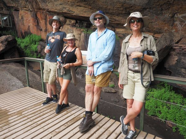 Kakadu Tours Indigenous Rock Art