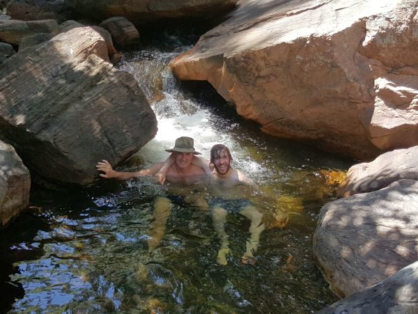 Kakadu Tours watering hole