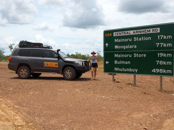 South East Arnhem Land Tours