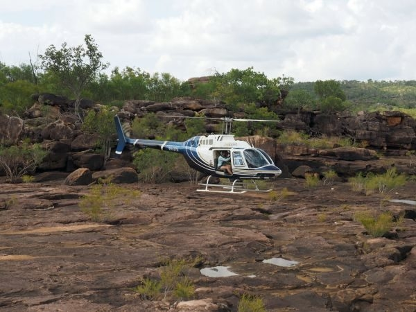 Kimberley Tours Australia Mitchell Falls Helicopter Flight