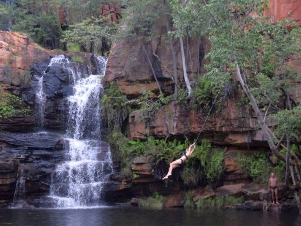 Kimberleys Tours- Galvans Gorge Gibb River Road