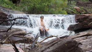 Kakadu Tours 2017 swimming